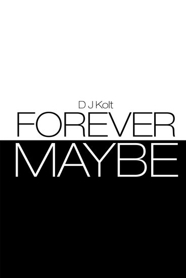 Forever Maybe - cover