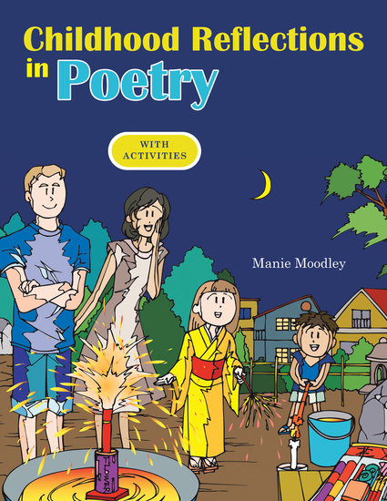 Childhood Reflections in Poetry - With Activities - cover