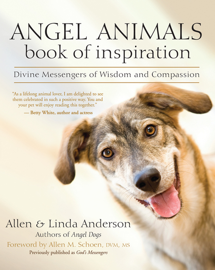 Angel Animals Book of Inspiration - Divine Messengers of Wisdom and Compassion - cover