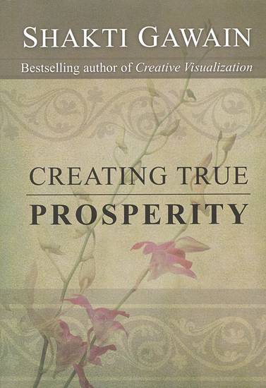 Creating True Prosperity - cover