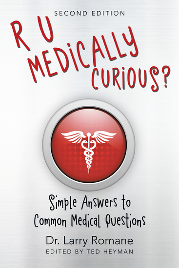 R U Medically Curious? - Simple Answers to Common Medical Questions - cover