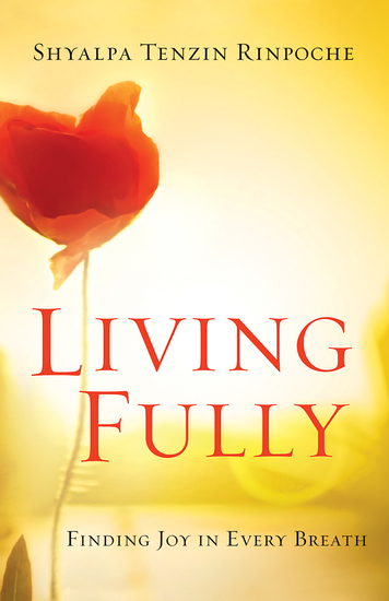 Living Fully - Finding Joy in Every Breath - cover
