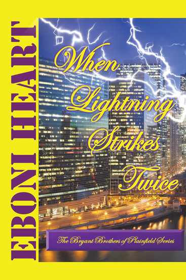 When Lightning Strikes Twice - The Bryant Brothers of Plainfield Series - cover