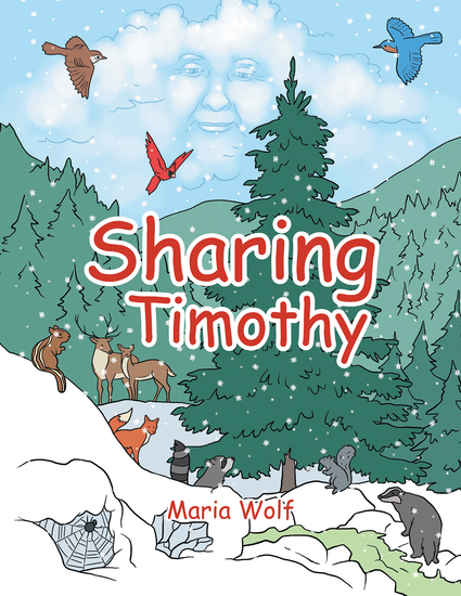 Sharing Timothy - cover