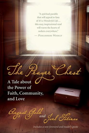 The Prayer Chest - A Tale about the Power of Faith Community and Love - cover