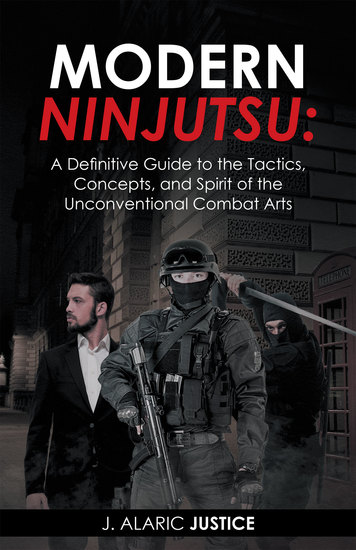 Modern Ninjutsu: a Definitive Guide to the Tactics Concepts and Spirit of the Unconventional Combat Arts - cover