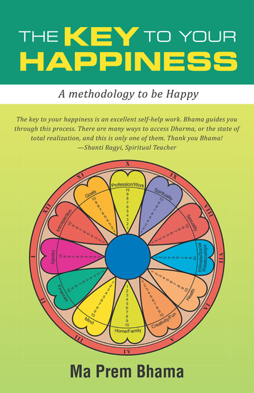 The Key to Your Happiness - A Methodology to Be Happy - cover