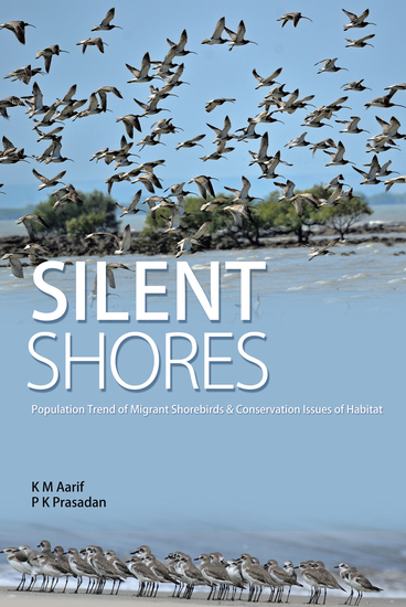 Silent Shores - Population Trend of Migrant Birds & Conservation Issues of Habitat - cover