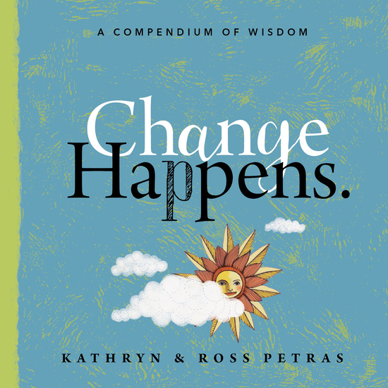 Change Happens - A Compendium of Wisdom - cover