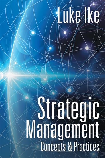 Strategic Management - Concepts & Practices - cover