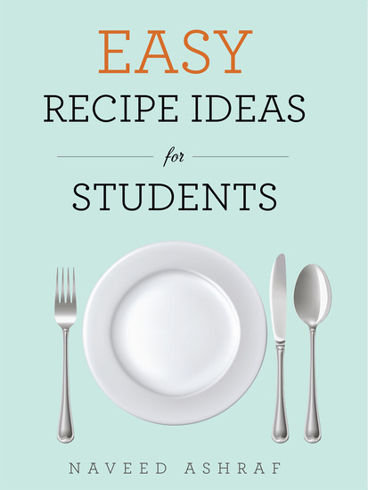 Easy Recipe Ideas for Students - cover