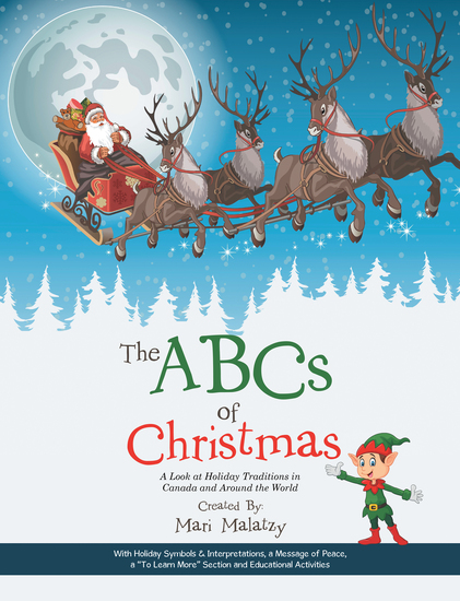 The Abcs of Christmas - A Look at Holiday Traditions in Canada and Around the World - cover