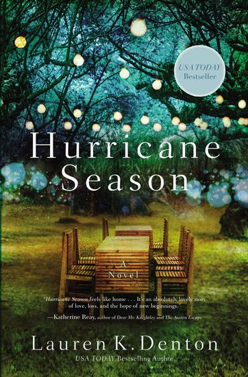 Hurricane Season - New from the USA TODAY bestselling author of The Hideaway - cover