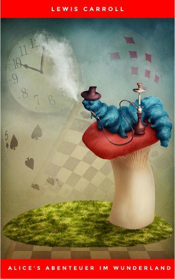 Alice's Abenteuer im Wunderland - cover