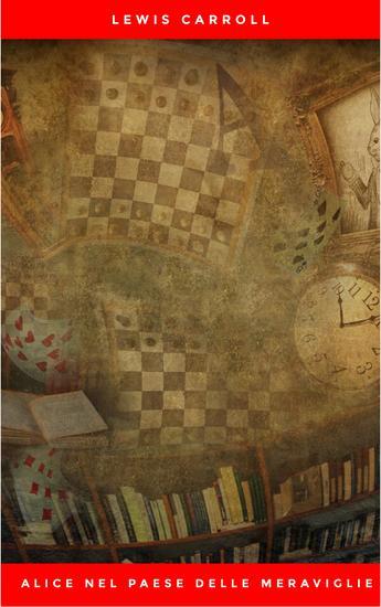 Alice nel Paese delle meraviglie - cover