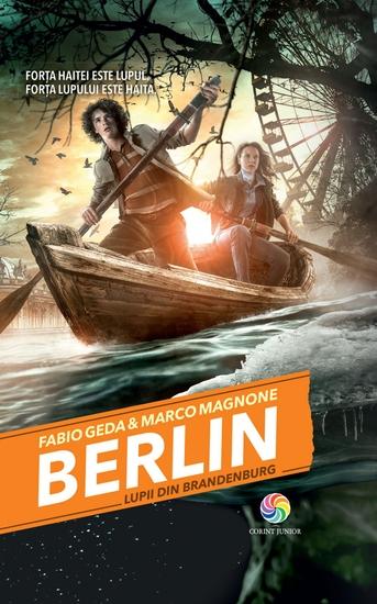 Lupii din Brandenburg - cover