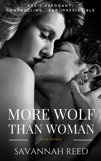 More Wolf Than Woman - Second Edition - cover