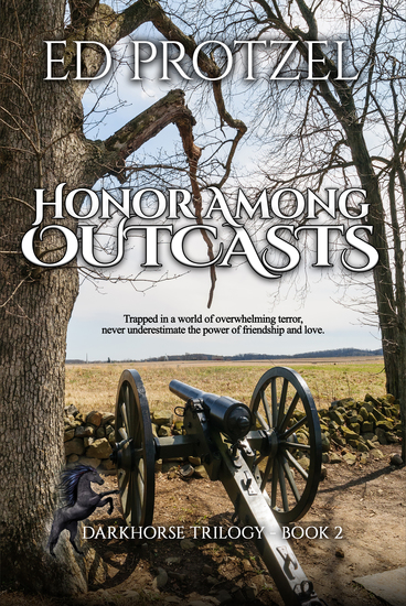 Honor Among Outcasts - cover