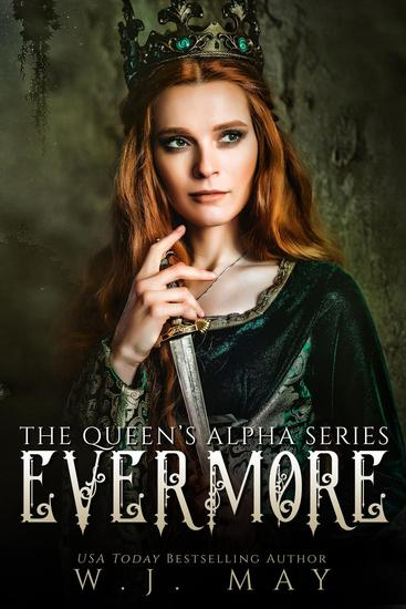 Evermore - The Queen's Alpha Series #4 - cover