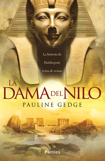 La dama del Nilo - cover