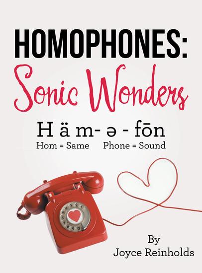 Homophones: Sonic Wonders - H Ä M- ? - Fon Hom = Same Phone = Sound - cover