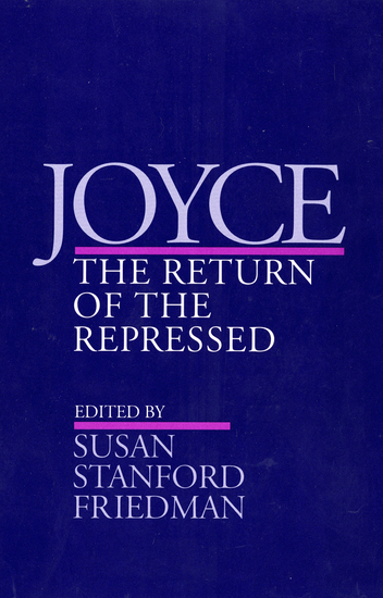 Joyce - The Return of the Repressed - cover
