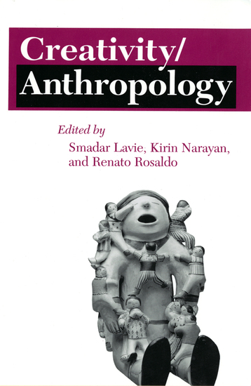 Creativity Anthropology - cover