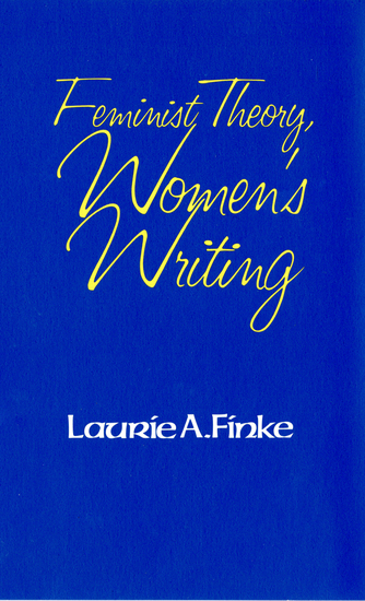 Feminist Theory Women's Writing - cover