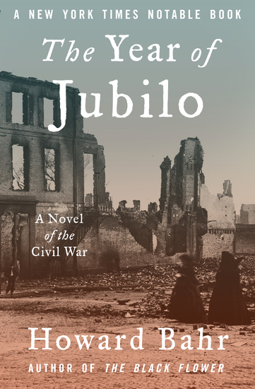 The Year of Jubilo - A Novel of the Civil War - cover