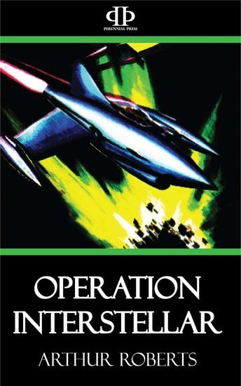 Operation Interstellar - cover