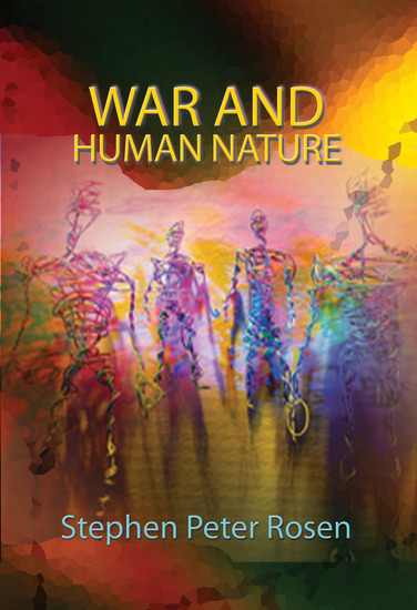War and Human Nature - cover