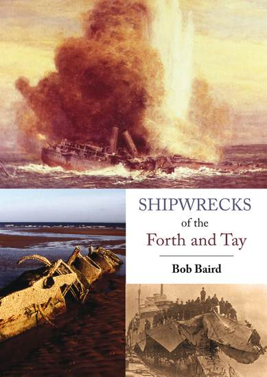 Shipwrecks of the Forth and Tay - cover