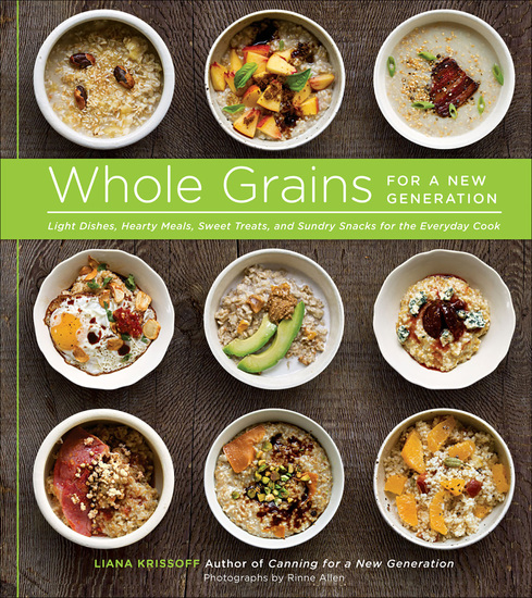 Whole Grains for a New Generation - cover