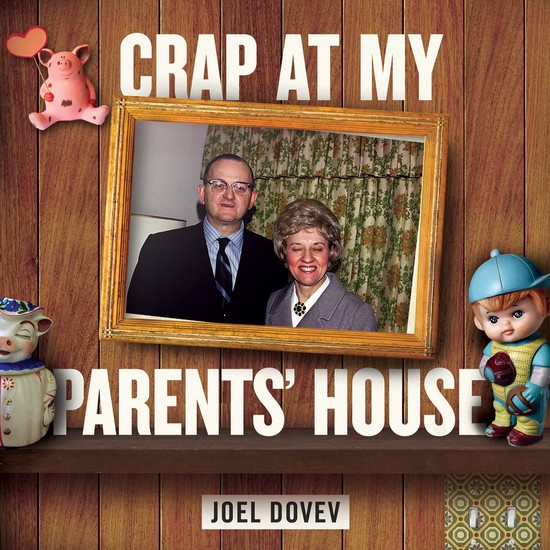 Crap at My Parents' House - cover