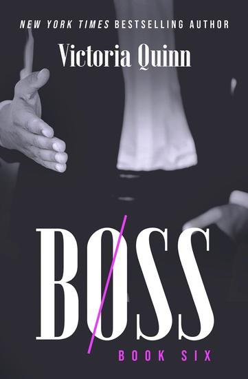 Boss Book Six - Boss #6 - cover