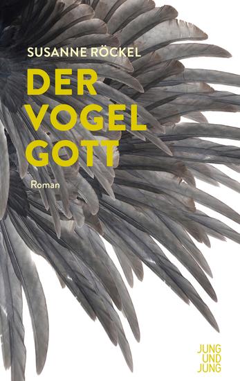 Der Vogelgott - Roman - cover