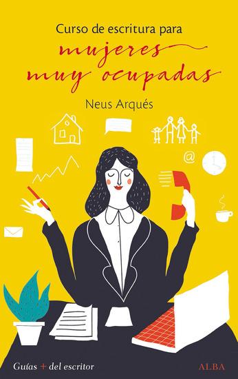 Curso de escritura para mujeres muy ocupadas - cover