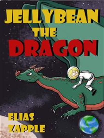 Jellybean the Dragon - American-English Edition - cover