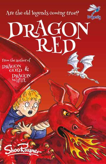 Dragon Red - cover