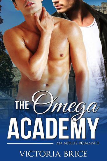 The Omega Academy - cover