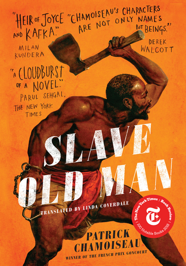 Slave Old Man - A Novel - cover
