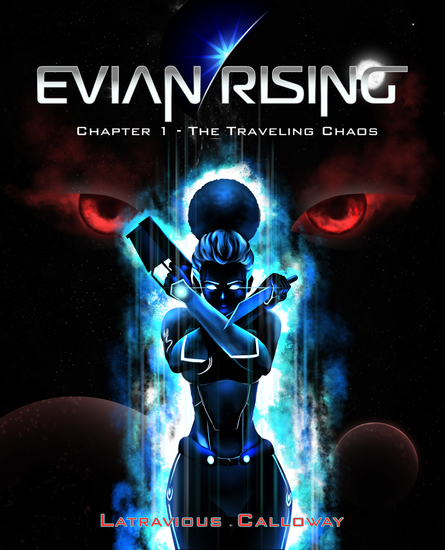 Evian Rising - Chapter 1 - The Traveling Chaos - cover