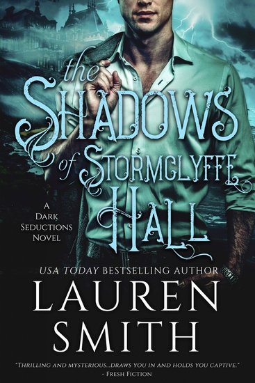The Shadows of Stormclyffe Hall - Dark Seductions Book 1 - cover
