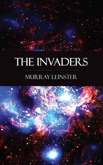 The Invaders - cover