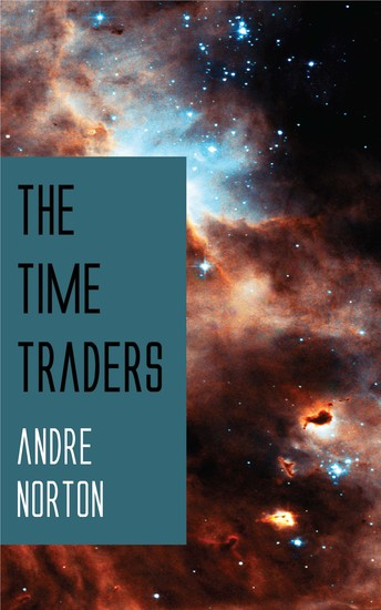 The Time Traders - cover