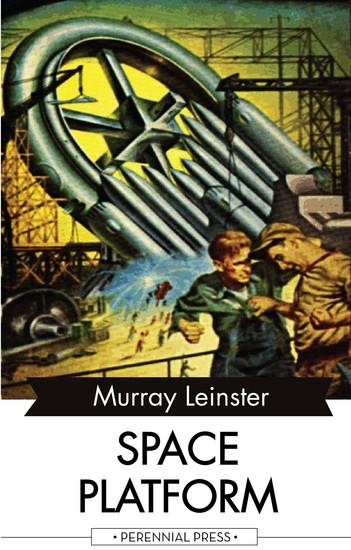Space Platform - cover