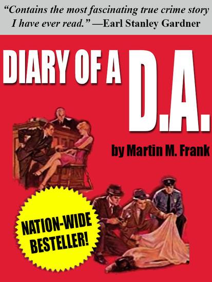 Diary of a DA - cover