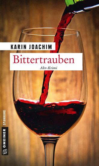 Bittertrauben - Kriminalroman - cover