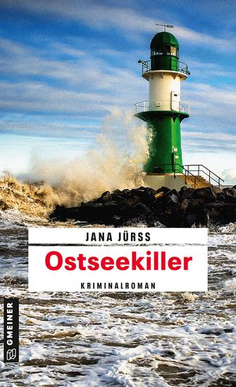 Ostseekiller - Kriminalroman - cover