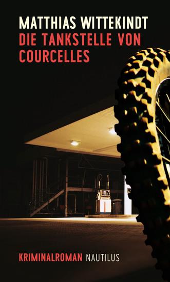 Die Tankstelle von Courcelles - cover